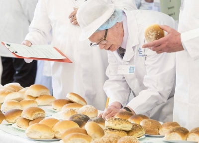 Baker Of The Year Judging Day